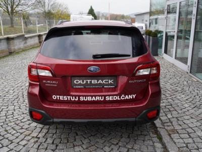 SUBARU OUTBACK ACTIVE 2.5.i Lineartronic - DEMO vozidlo