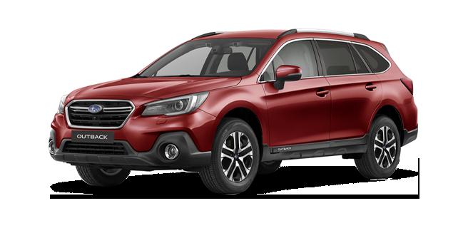 Subaru Outback 2.5i EyeSight ACTIVE