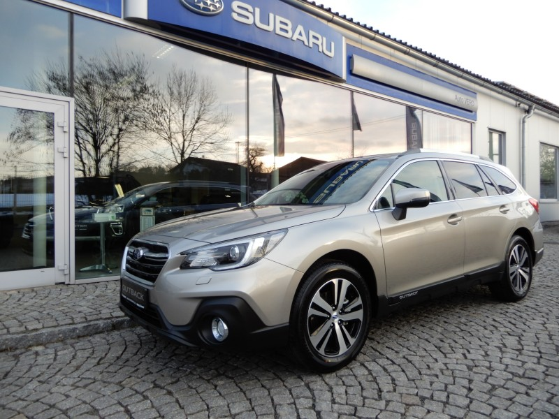 SUBARU OUTBACK EXECUTIVE 2.5.i Lineartronic